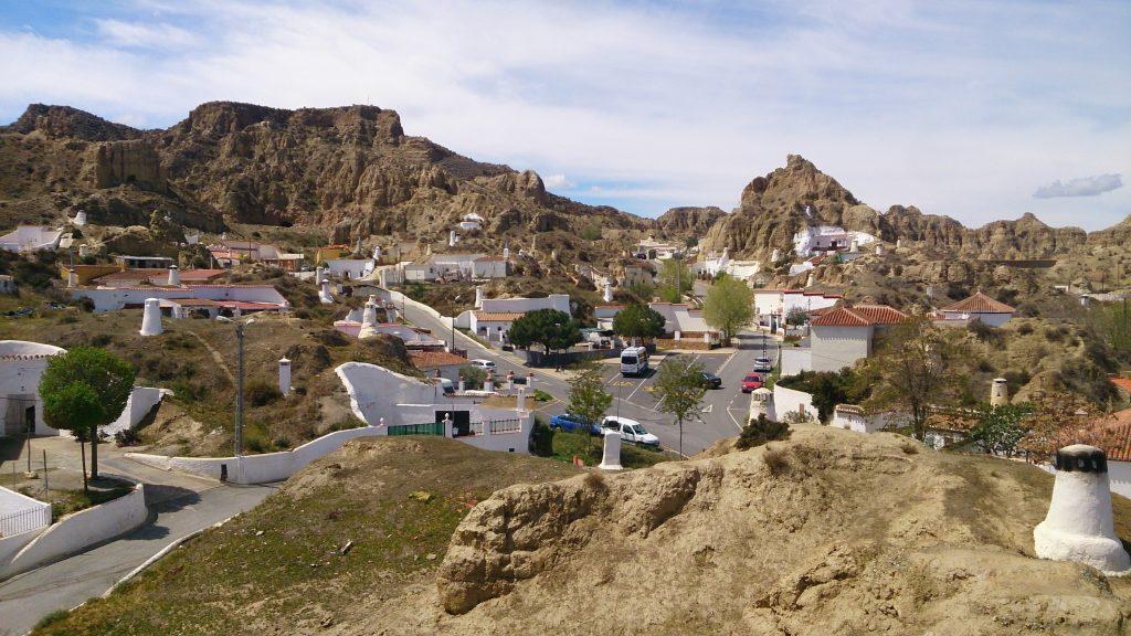 Grotwoningen in Guadix