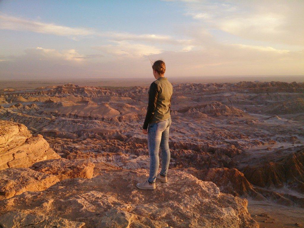 Valle de la Luna: Atacama woestijn