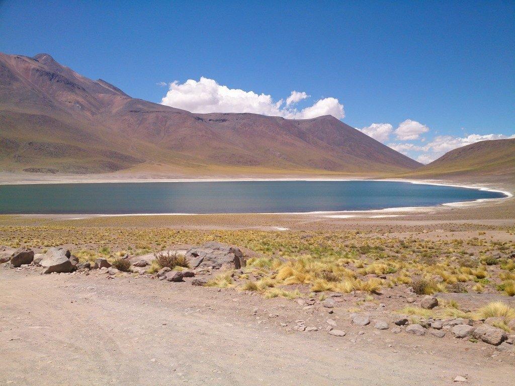 Lagunas Altiplánicas: Ataccama woestijn