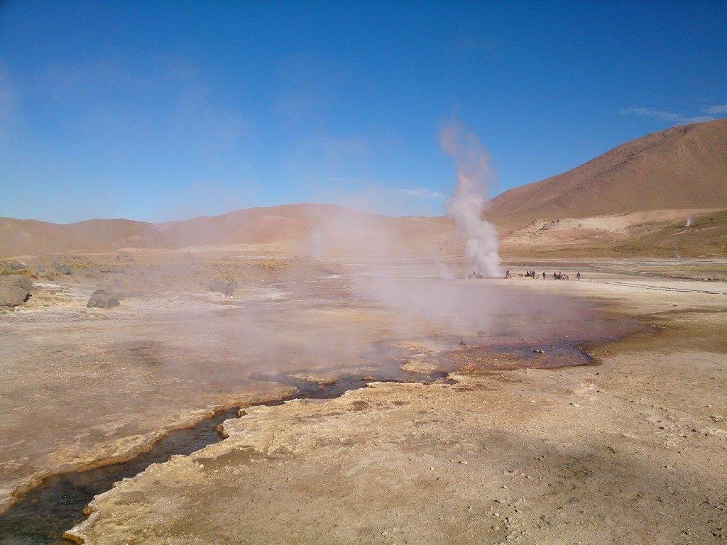 El Tatio Geysers: Atacama woestijn
